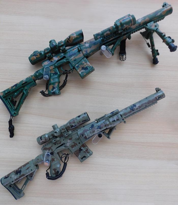 Оригинальные карабины ВСС-М
